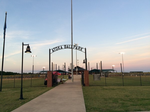 Atoka's Ball Park where memories are made