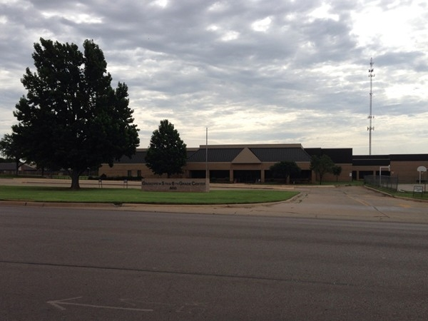 Grandview school houses the 5th and 6th grade students