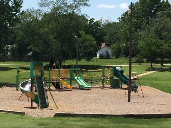 Jack Guthery-Kiwanis Park is in the heart of Midwest City