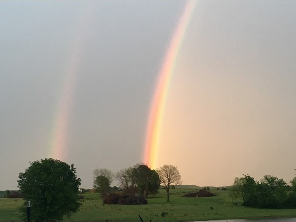 Southeastern Oklahoma has land in Haskell County just waiting at the end of a rainbow