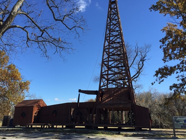 Nelly Johnstone #1. The first commercially productive oil in Bartlesville Oklahoma