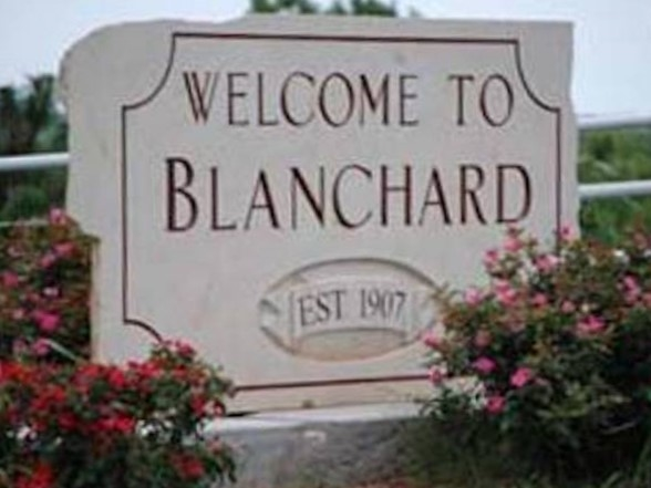 Welcome to Blanchard