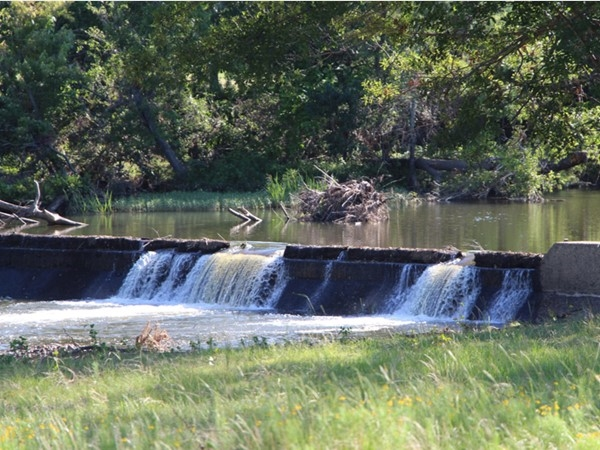 Black Fork River - Hodgen Oklahoma - Let your water flow