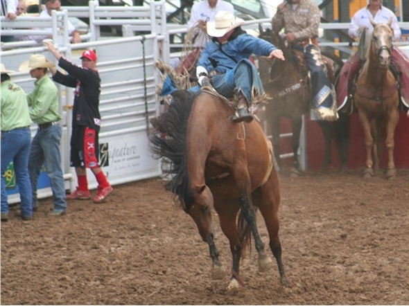 Rodeo up!  Southeast Oklahoma cowboys are tough athletes