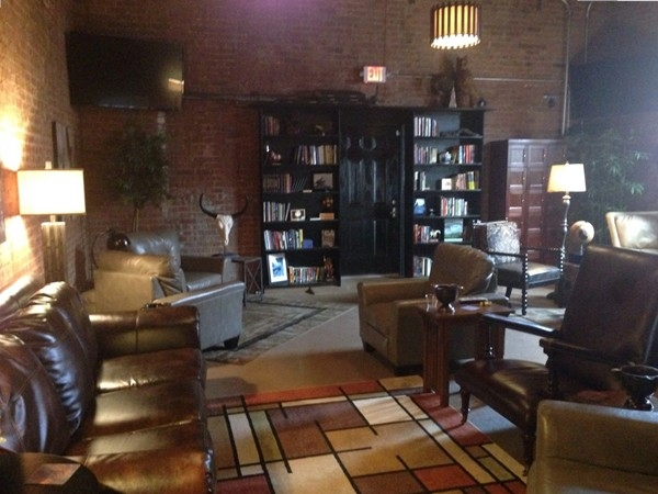 Enjoy a fine cigar at Americana Cigar Store and Private Lounge