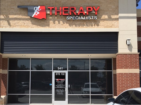 Therapy Specialty is new in Edmond
