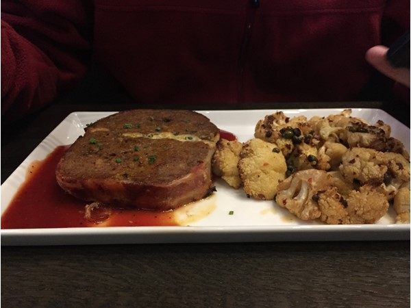 Meatloaf from Republic in Chisholm Creek