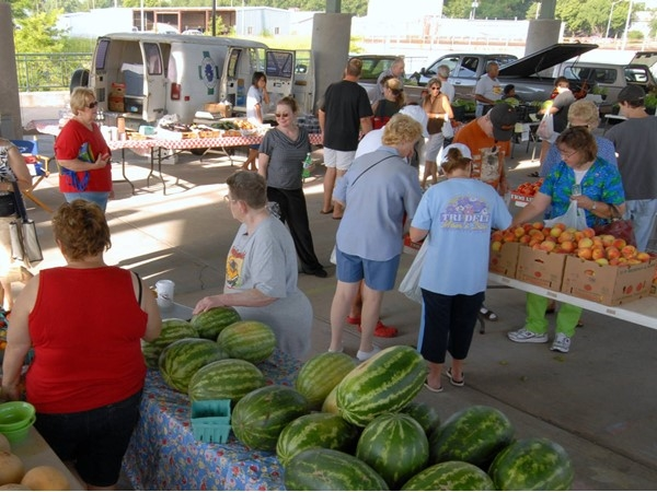 Edmond Farmer's Market