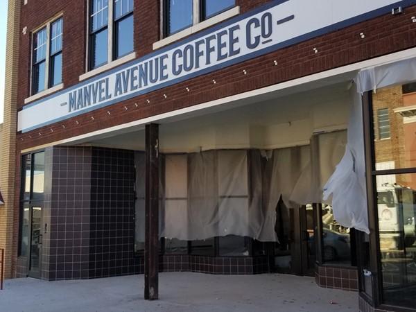 Marvel Avenue Coffee Co