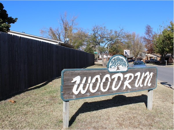 Welcome to Woodrun