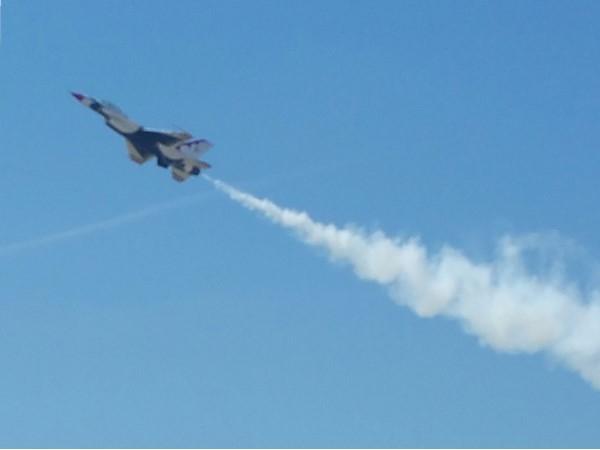 Thunderbird! Go Air Force