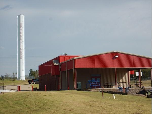 Reydon water tower