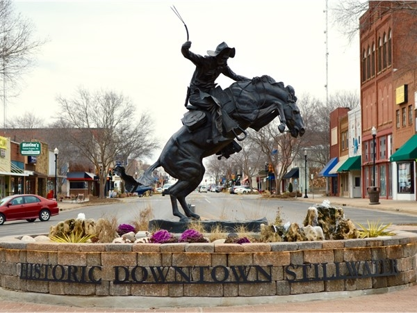 Beautiful downtown Stillwater. Great shops, boutiques, restaurants and a new local brewery