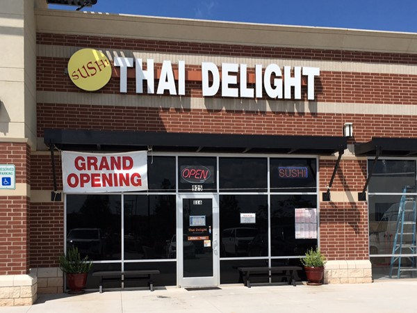 Thai Delight is having their Grand Opening in Edmond