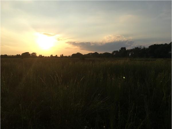Oklahoma sunset. God's amazing beauty