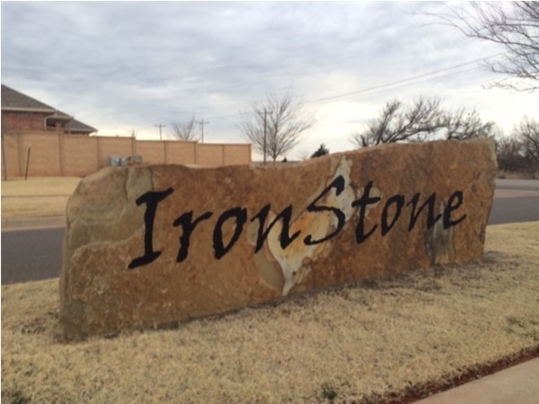 Iron Stone of Edmond