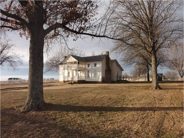 Visit the birthplace of Will Rogers in Oologah located in Rogers County