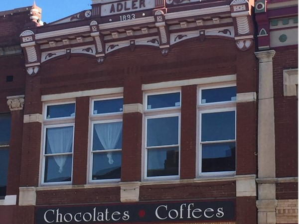 "Rick's Choclates, Coffee & Tea is a ""must try"" in Guthrie"
