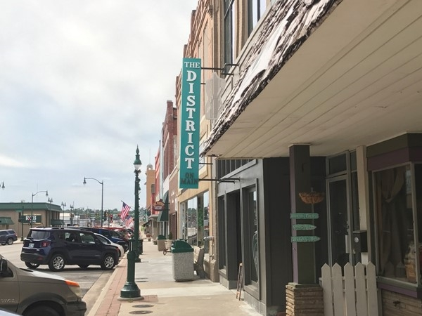 Since 2012, a woman's clothing boutique in downtown Claremore that's worth a stop