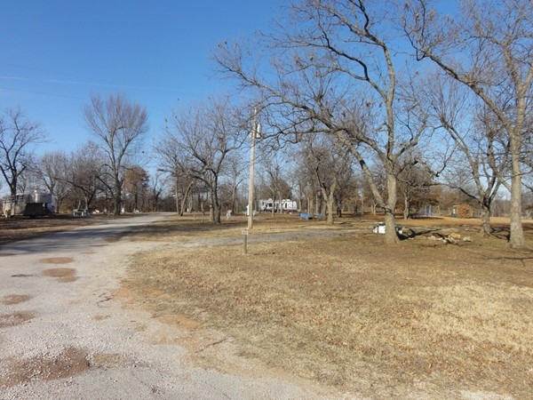 Double Creek Park and RV. Great location to camp and fish near Nowata