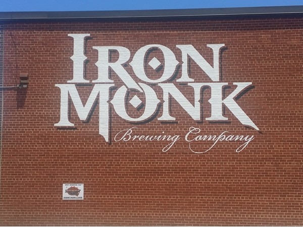 Iron Monk. Stillwater's own brewery