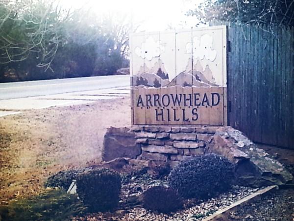 Homes For Sale Arrowhead Hills Edmond Ok