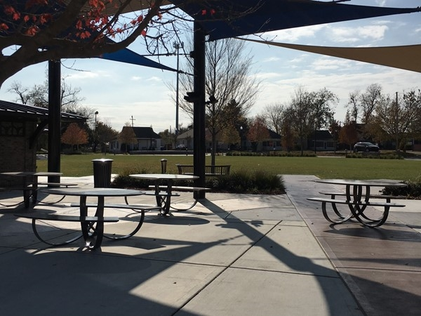 Charlie Young Park is a great park located downtown Bixby