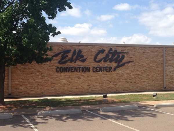 There is sure to be an event hosted each weekend at the Elk City Convention Center