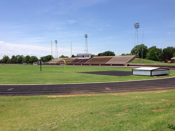 Elk Stadium is home of the Big Elks