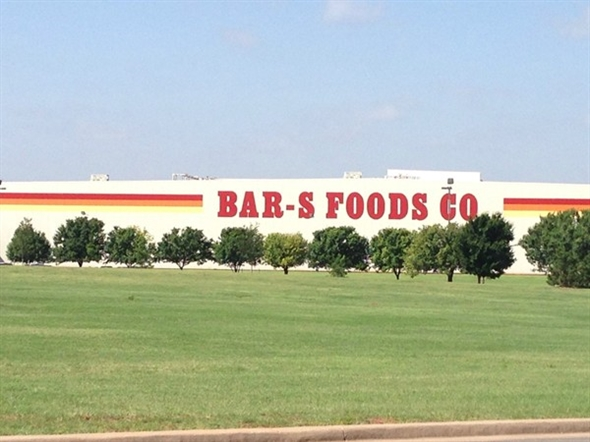 Bar S Foods In Elk City Oklahoma