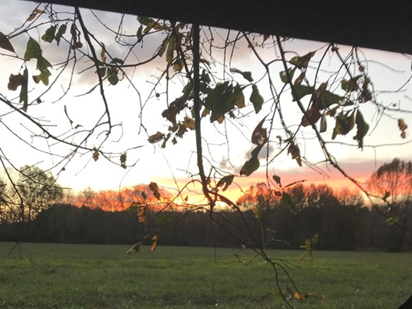 First morning of rifle season in LeFlore County