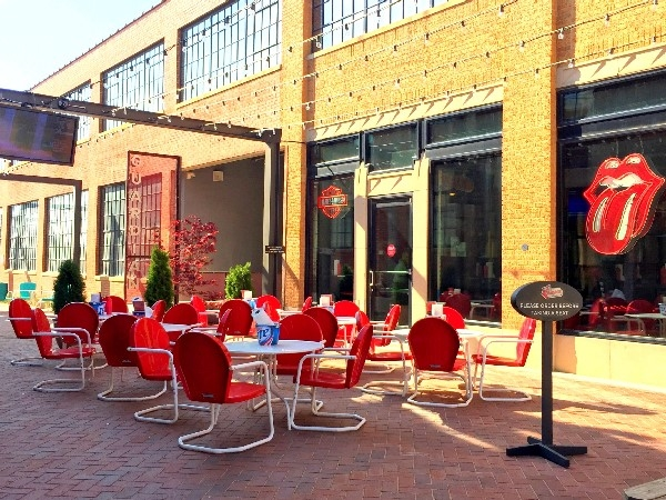 Explore Oklahoma City, OK · The Garage   Burgers And Beer With Indoor And  Outdoor Dining