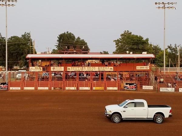 Great fun at the Elk City Rodeo
