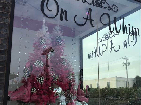 On A Whim is one of my favorite shops located right in the heart of our city