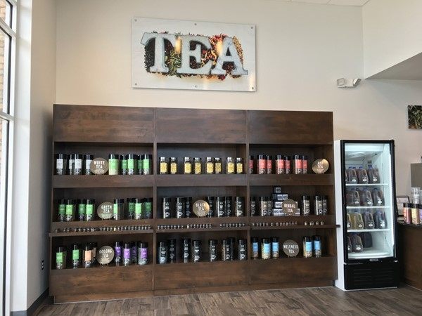 Awesome new buz in Owasso.  If you like tea you will love Smith Farm Center