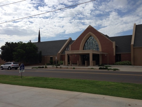 Methodist Church recently expanded and remodeled