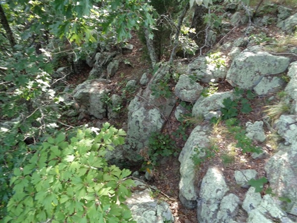Moss Rock is an Oklahoma specialty