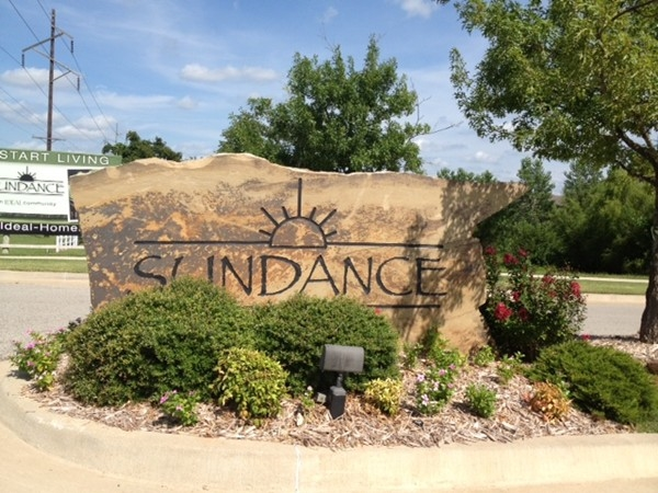 Ideal homes has built a beautiful community with their efficient homes in the Sundance addition.
