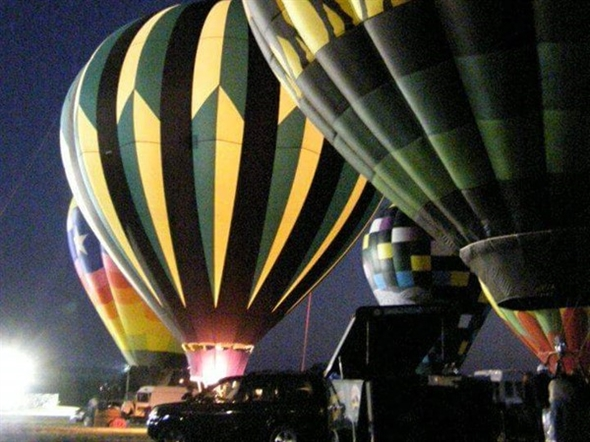 It's almost time for the Poteau Balloon Fest kickoff on October 20th
