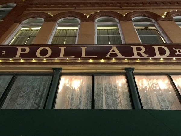 The Pollard Theater in downtown Guthrie:  plays & musicals throughout the year
