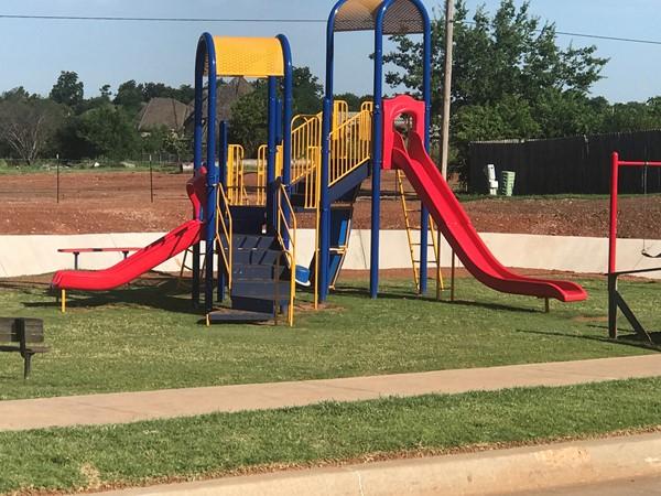 Playground in Rock Creek
