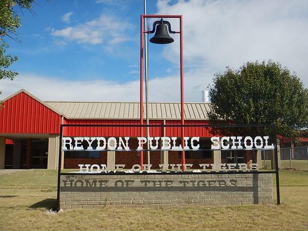Reydon schools - home of the Tigers