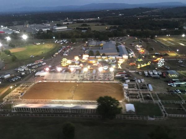 Poteau, Oklahoma Rodeo Grounds