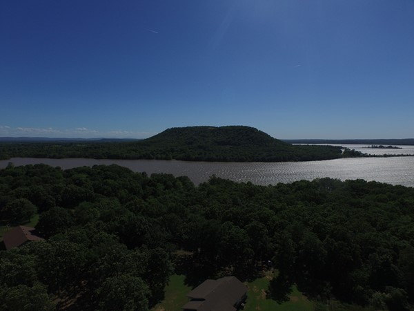 Kerr Lake - Arkansas River