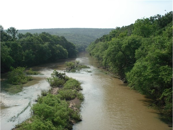 Kiamichi River is one of the great rivers of Oklahoma