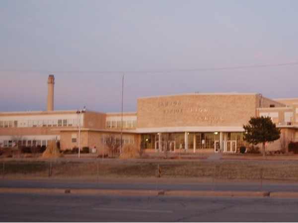Lawton High School in Lawton