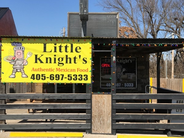 Little Knight's...One of Edmond's best kept secrets