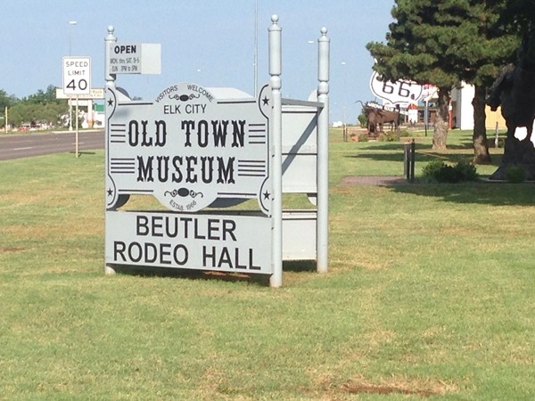 Old Town Museum is a must stop for all Route 66 travelers
