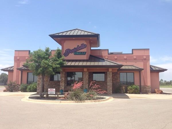 Portobello Grille has the best prime rib in Western Oklahoma