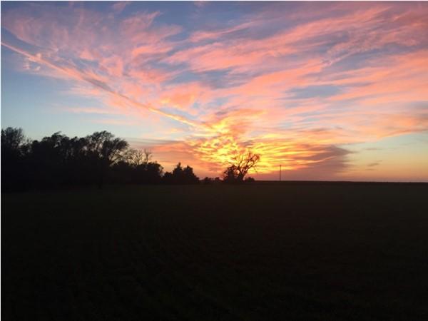 Sunset by Chisholm Creek Village